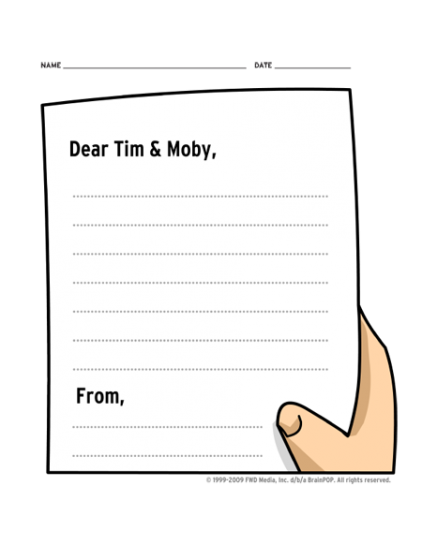 BrainPOP_Dear_Tim_and_Moby