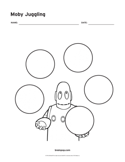 Moby Juggling