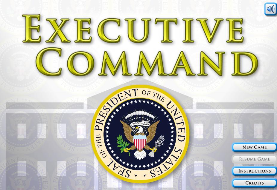 Executive Command Social Studies Game