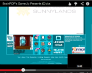 iCivics and BrainPOP