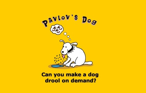 Pavlov's dog game
