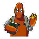 BrainPOP Back To School Bookmark – Color