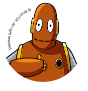 BrainPOP Circle Stickers