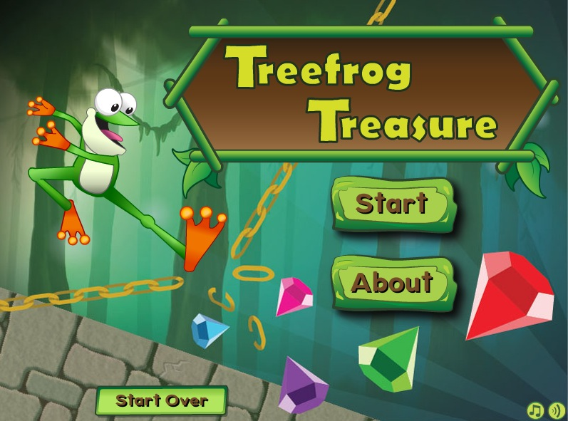 Treefrog Treasure: Preparing for Play