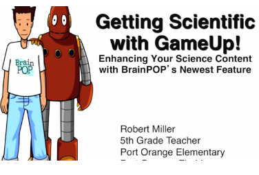 Getting Scientific with Gameup