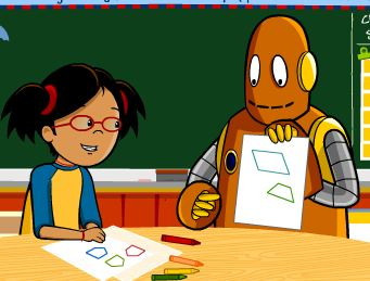 Congruent and Similar Shapes: a New Math Movie on BrainPOP Jr. –