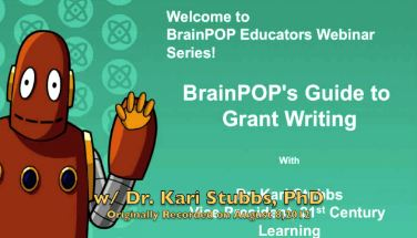 BrainPOP's Guide to Grant Writing