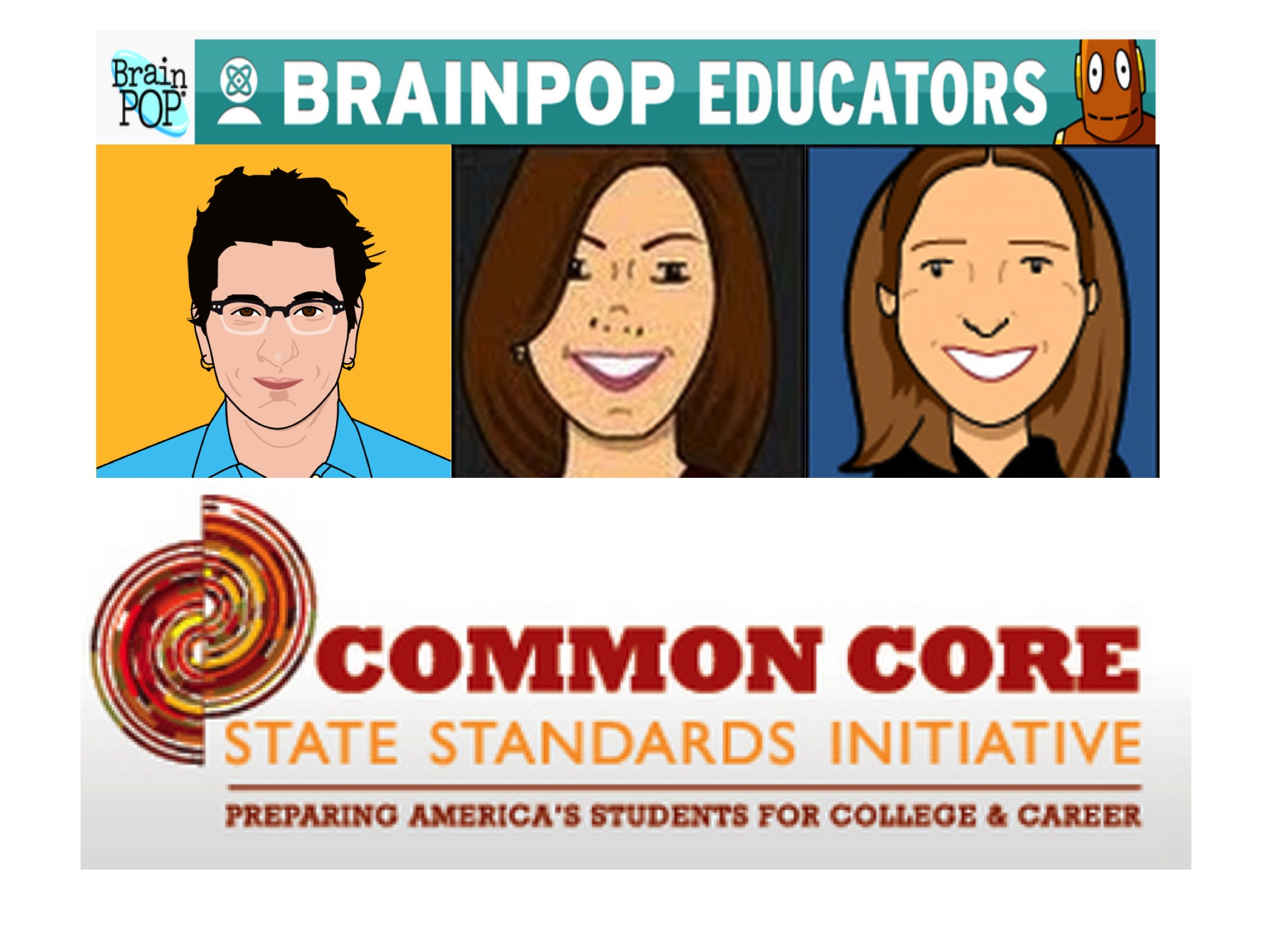 Getting to the Core of it: BrainPOP and The Common Core State Standards