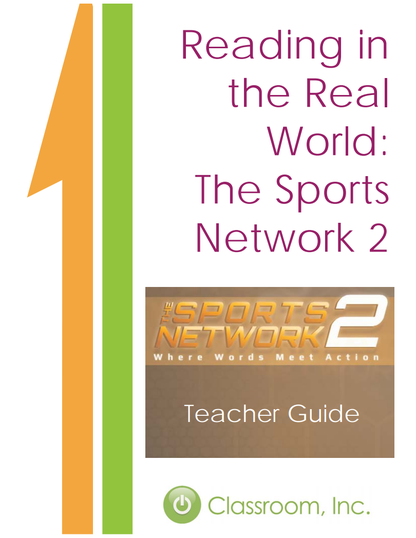 TSN-2 and My BrainPOP: Teacher's Guide