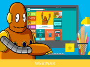 November 2017 Webinar Images - Explanations and Creations with BrainPOP Archive