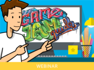 October 2017 Webinar Images - Game Design With the Game Jam Guide Archive