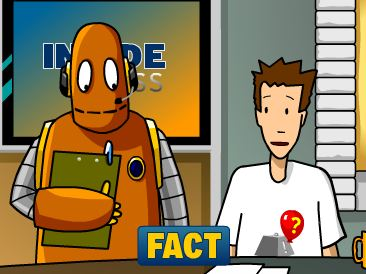Fact and Opinion – A New Topic on BrainPOP to Support the Common Core State Standards