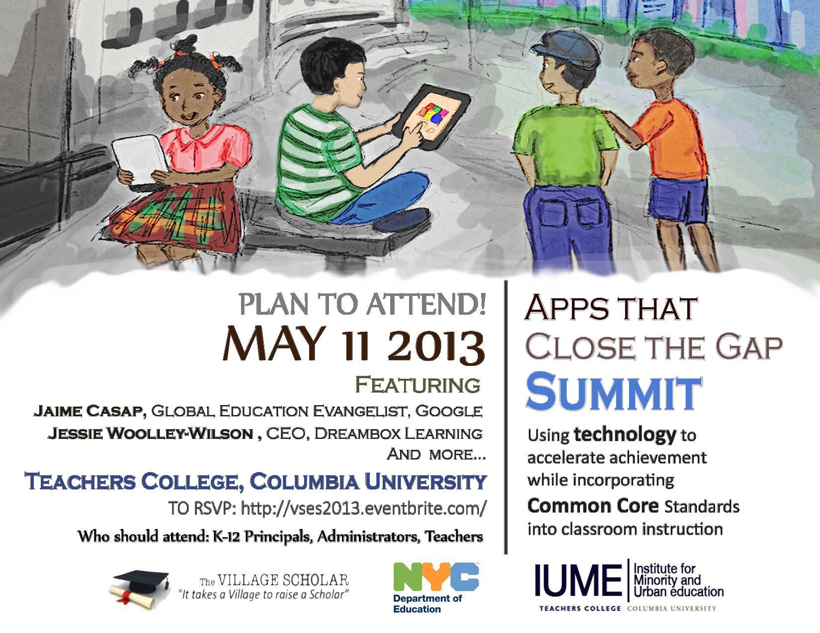 Apps that Close the Gap Summit