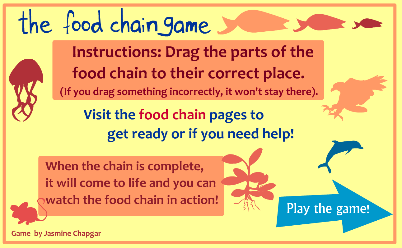 Food Chain Essential Questions Brainpop Educators