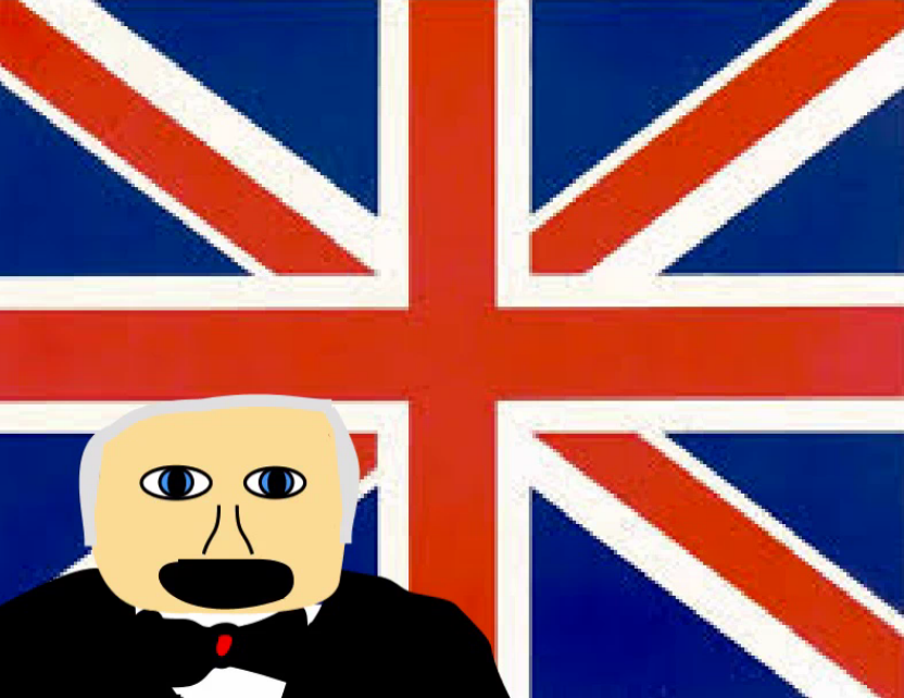 Student Animation: Tim, Moby and Winston Churchill!