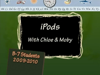 essay on ipods in class Technology hiccups and feeling lost in cyberspace were cited as negative experiences for the online class  using ipods and video podcasting for learning.