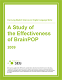 A Study of the Effectiveness of BrainPOP 2009
