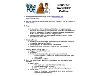 brainpop overview