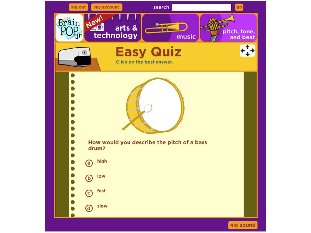 Tips for Using the BrainPOP Jr. Quiz Feature