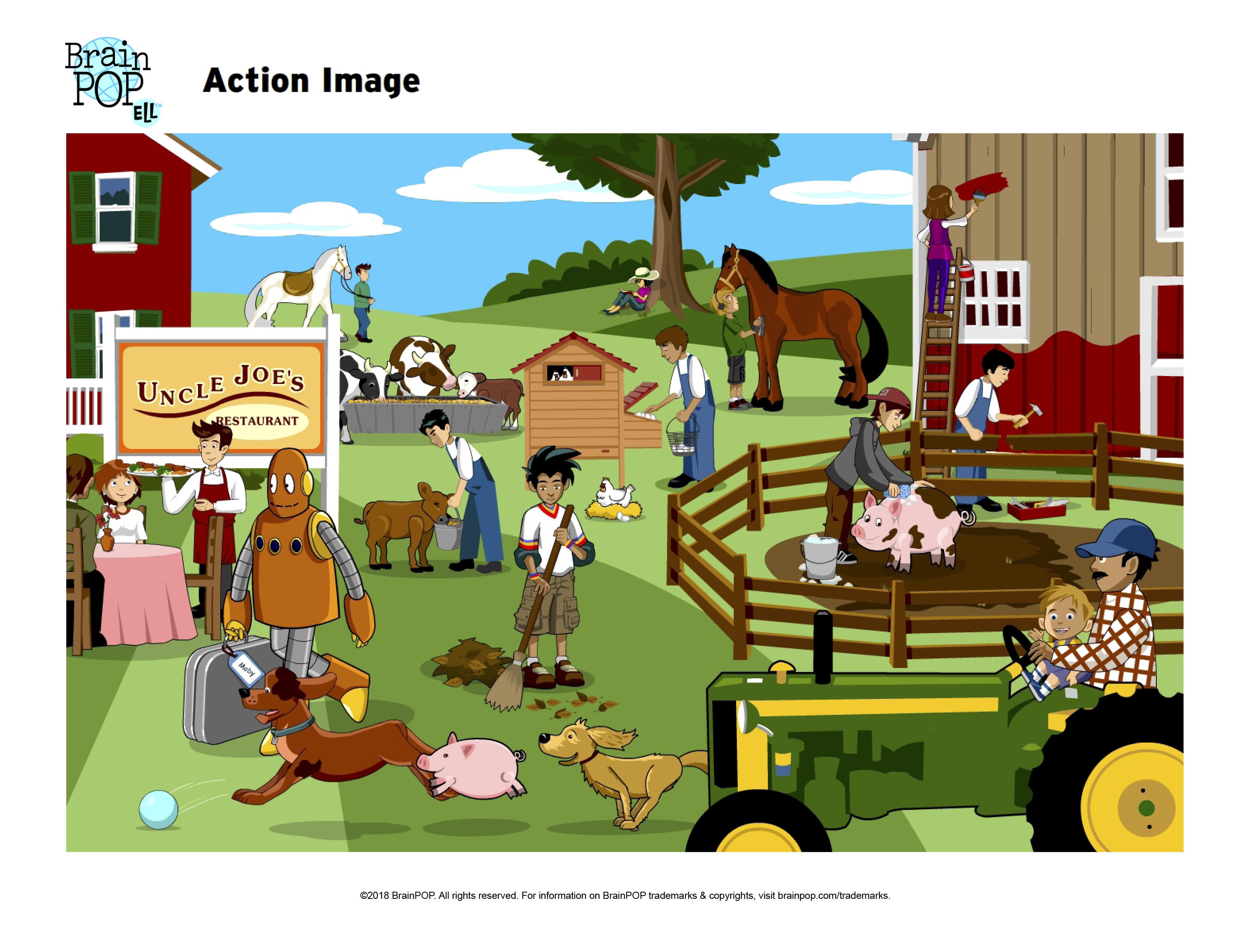 Farm Action Image