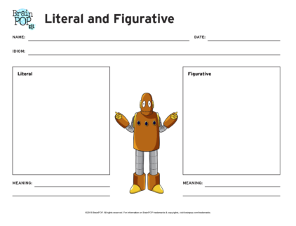 essay on figurative language versus literal language Here are a few of those choices an idiom is a phrase that when spoken outside of a particular culture it seems incomprehensible this peculiar use of phrases is not.