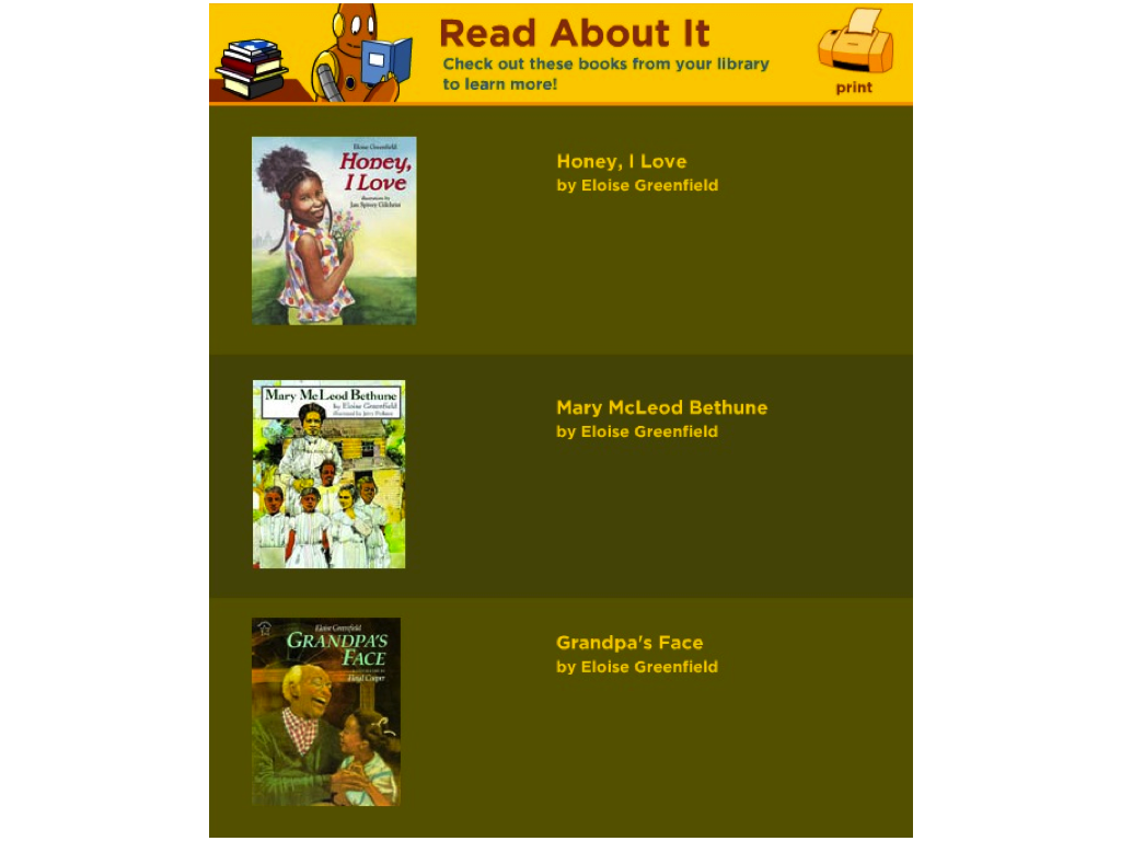 Tips for Using the Read About It BrainPOP Jr. Feature