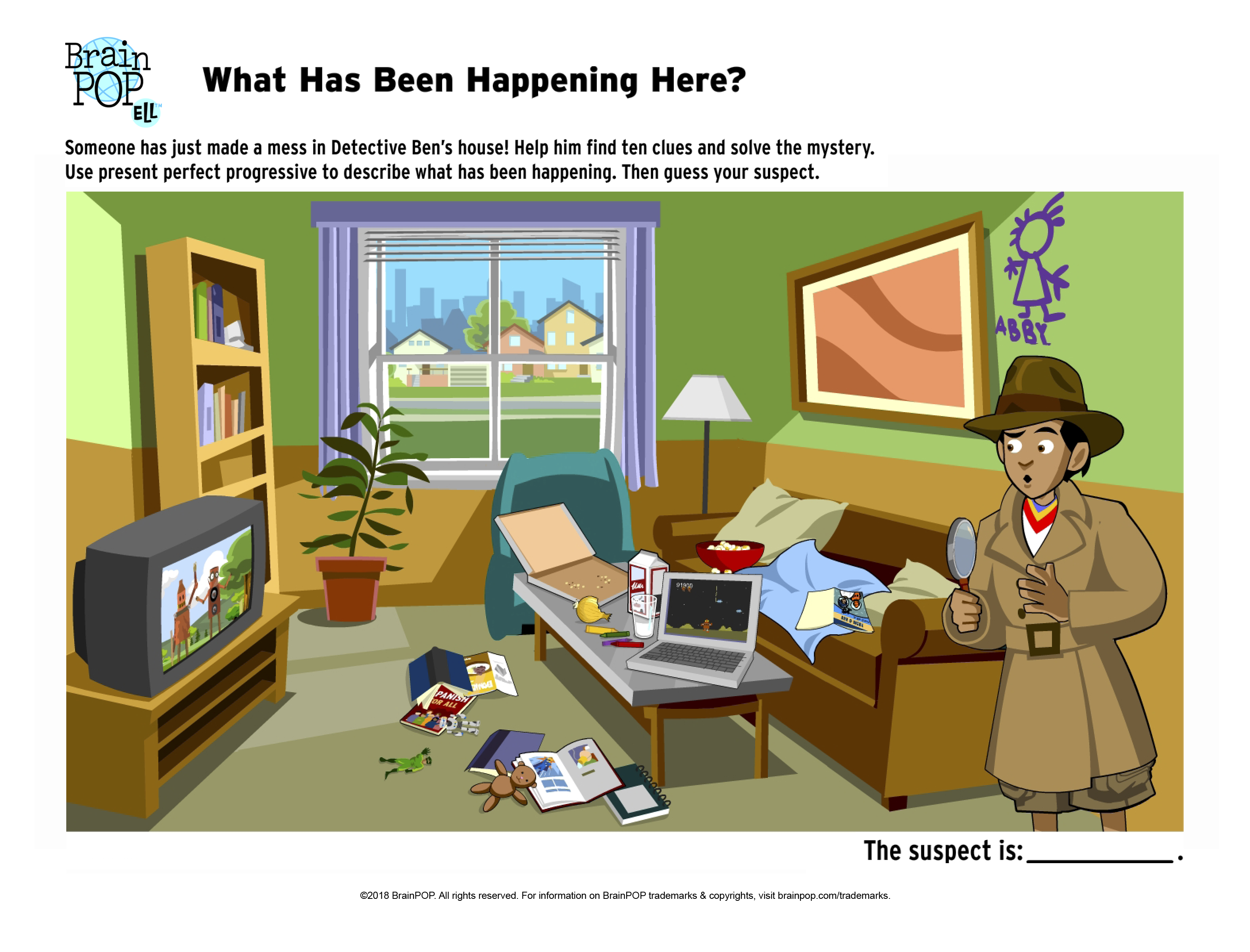 BrainPOP ELL Picture Prompts | BrainPOP Educators