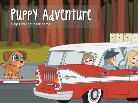 Tynker Puppy Adventure