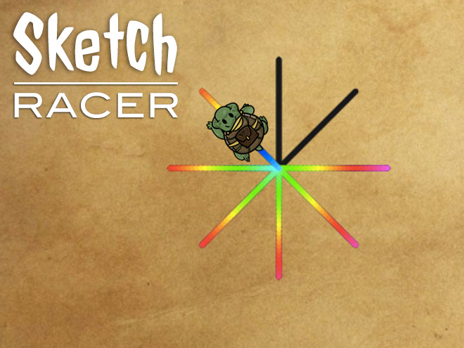 Tynker Sketch Racer Computer Programming Game