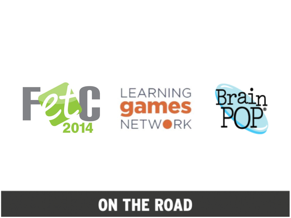 Free Games-Based Learning Professional Development Event at FETC Conference