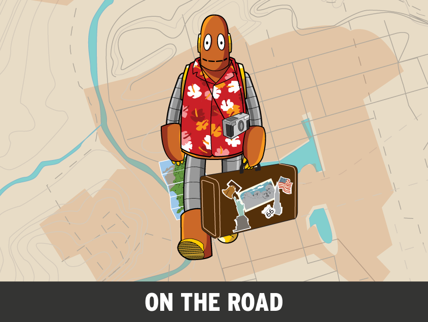 BrainPOP on the Road