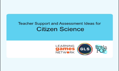 Citizen Science Game Teacher Support Resources