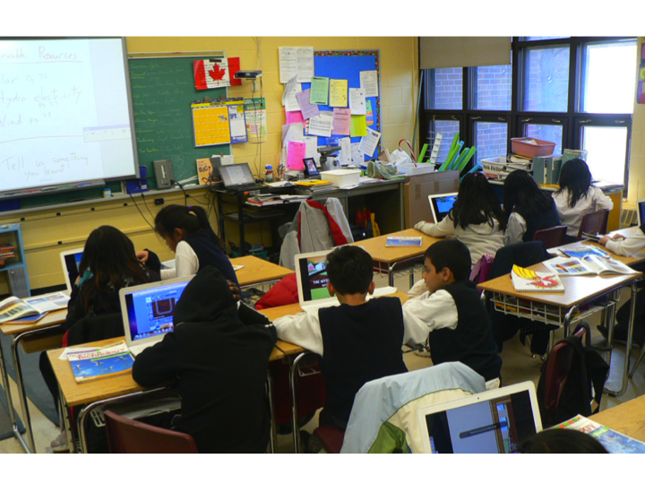 Improving Academic Success With BrainPOP in a Multilingual Classroom