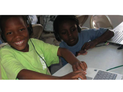 Educational Technology in a Rural School Haiti