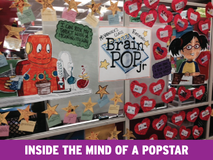 Guest blogger Courtney Vorachek Shares Her Use of BrainPOP Jr.