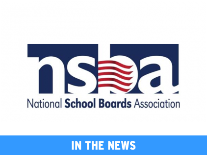 "The National School Boards Association ""20 to Watch"""