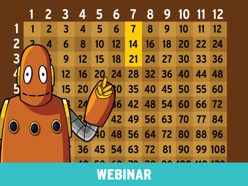 Martin Esterman Math Game Webinar