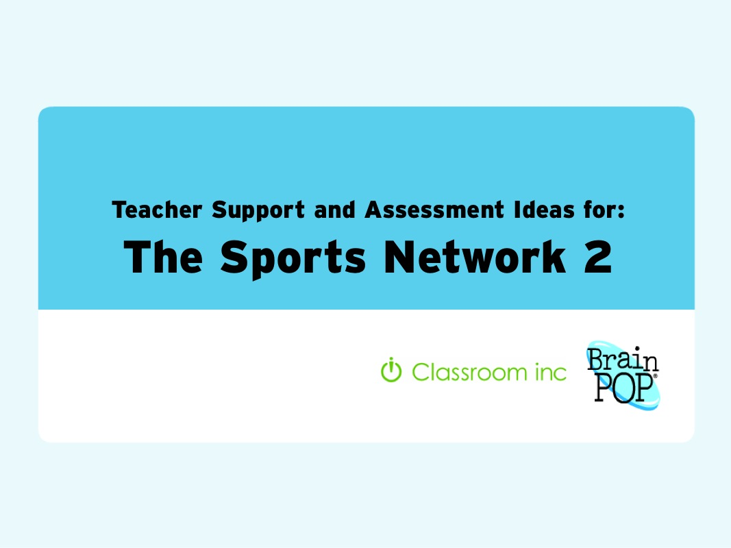 TSN2 Games Assessment Tools