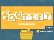 Sortify Natural Resources