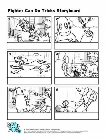 modal can storyboard activity