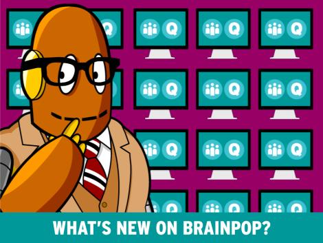 My BrainPOP for Administrators