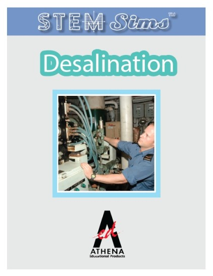 Desalination Game Brochure