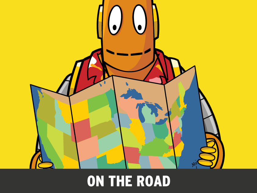 BrainPOP on the Road: October 2014