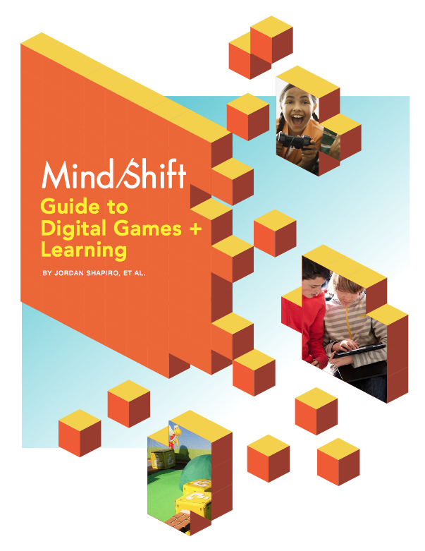 Guide to Digital Games and Learning from MindShift