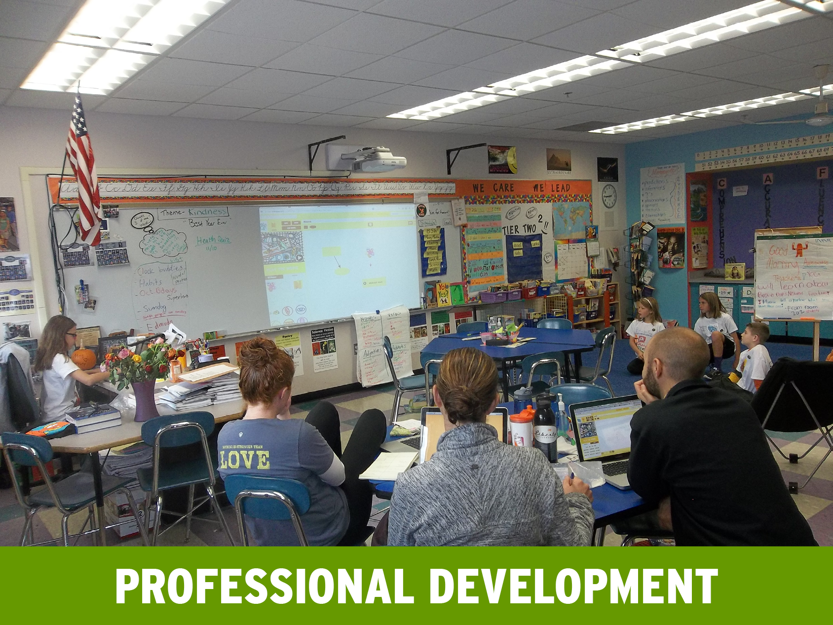 Guest Blogger Nili Bartley Puts a Spin on Professional Development