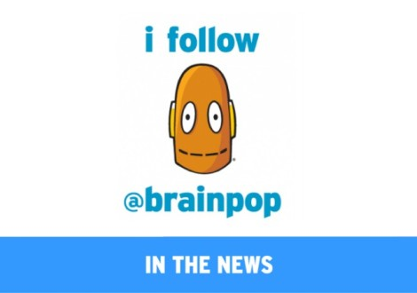BrainPOP twitter chat