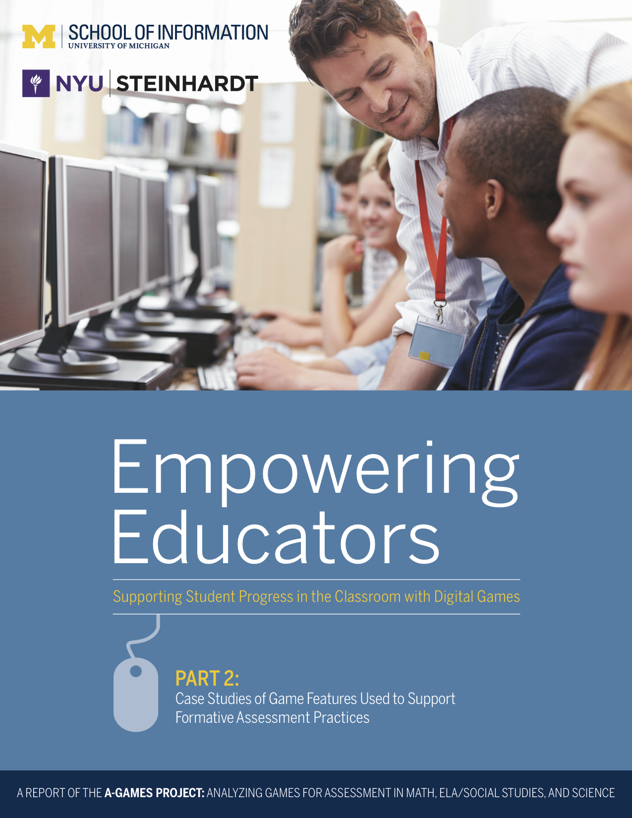 Information regarding A-Games Project on Empowering Educators part 2