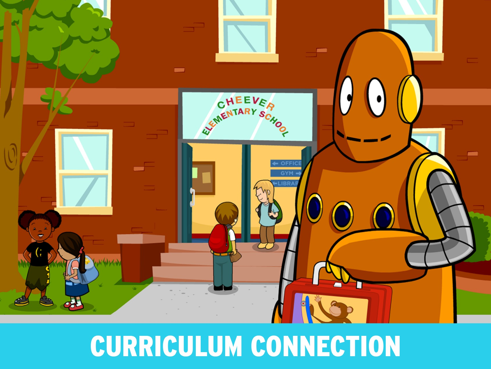 August Curriculum Connections + Spotlights