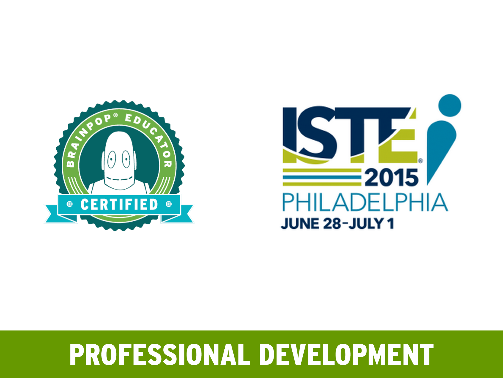Become a Certified BrainPOP Educator at ISTE 2015!