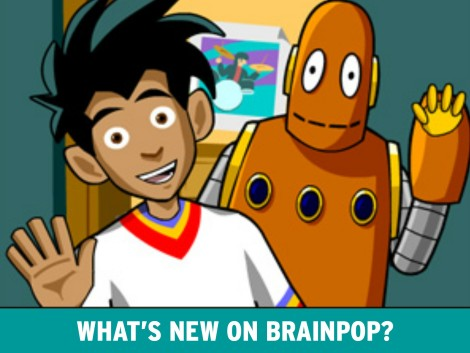 BrainPOP ESL quiz
